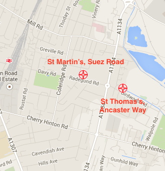 how to find us st martin 39 s parish cambridge. Black Bedroom Furniture Sets. Home Design Ideas